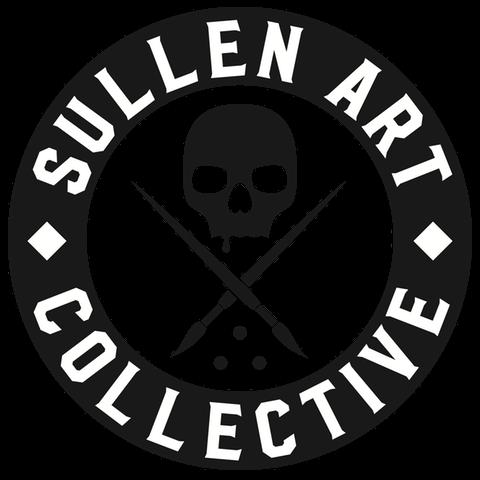 Logo de la marque de tatouage Sullen Clothing