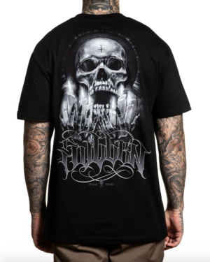 tee Shirt elen Soul vue de dos Sullen Clothing